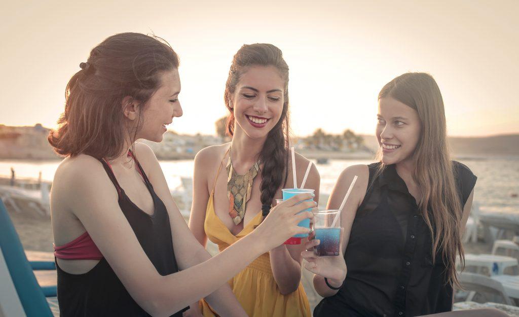 Getränke auf Facebook: Und was bedeuted eigentlich mit einem Mixgetränk?