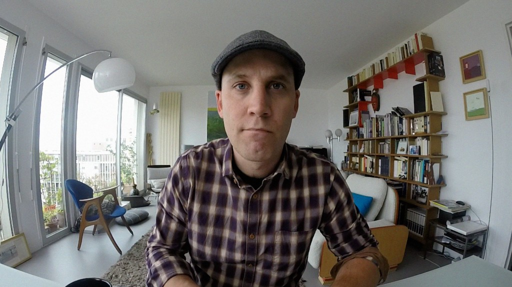 do not track - Brett Gaylor, der Regisseur der Webserie