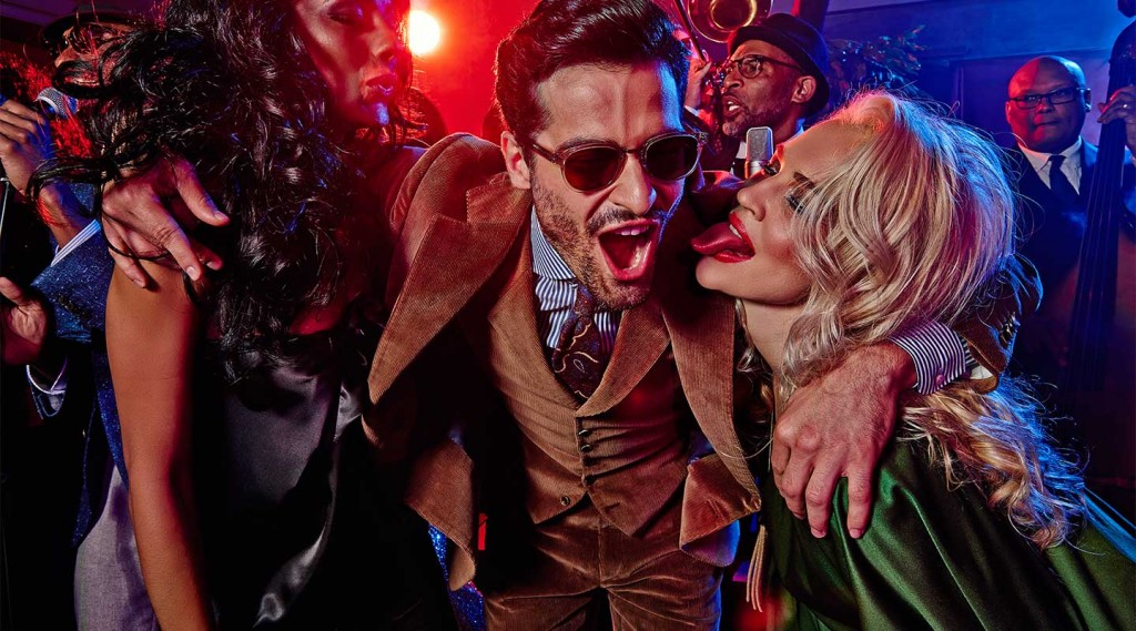 Heiße Parties bei Suitsupply Herbst/Winter 2015 Quelle: suitsupply.com