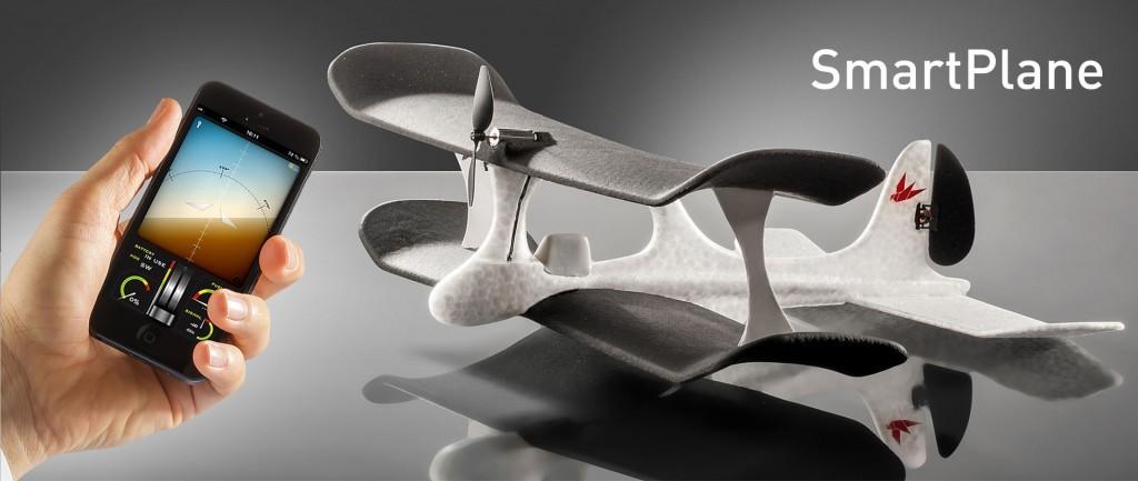 Bei dieser Drohne und der app konnte Thelen nicht widerstehen und investierte. Quelle: tobyrich.com