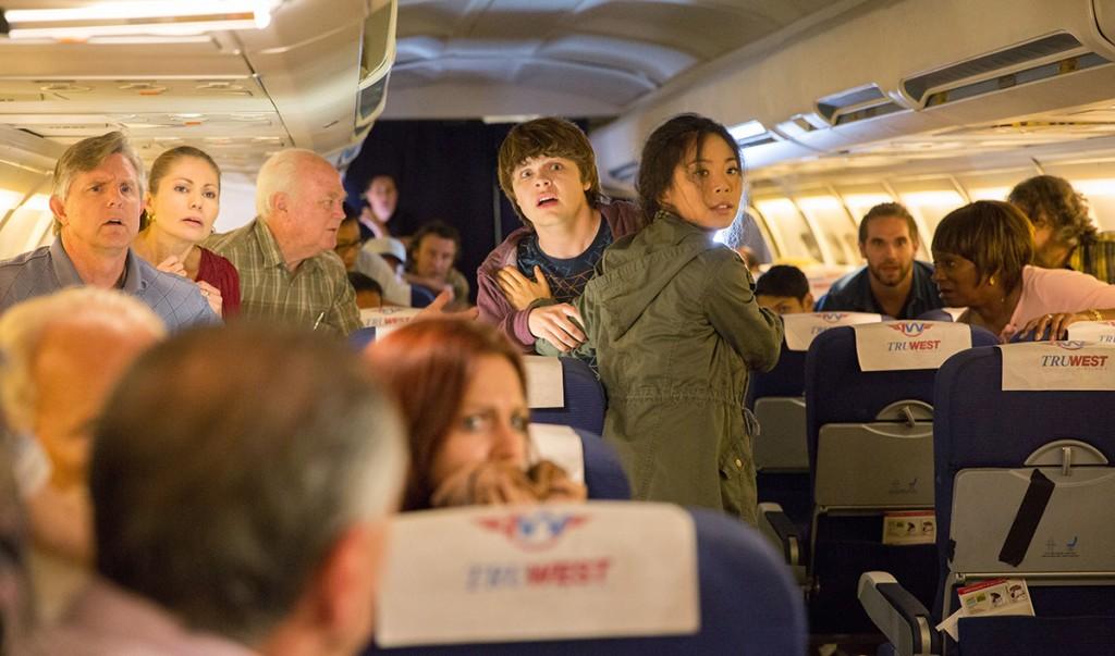 Flight 462: Das web-spinoff für hartgesottene Zombie-Fans. Quelle: amc.com