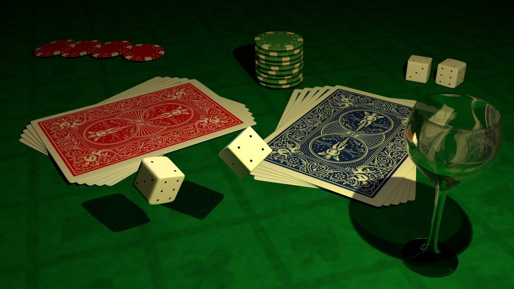 Weitere interessante Glücksspiele findet man auch am Potsdamer Platz. (Quelle: pixabay.com)