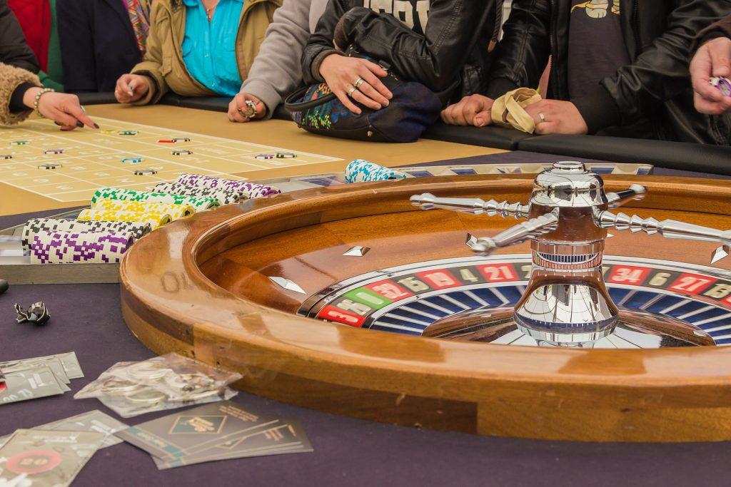 Ein beliebtes Tischspiel ist Roulette. (Quelle: pixabay.com)